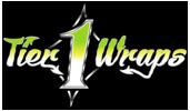 Tier 1 Wraps Logo